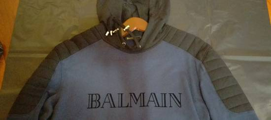 Balmain Balmain X H&M HOODIE Size US L / EU 52-54 / 3 - 3