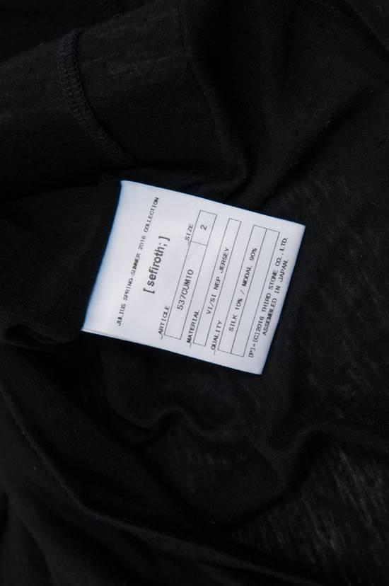 Julius Black Classic T Shirt Size US M / EU 48-50 / 2 - 2