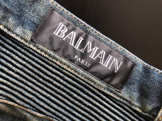 Balmain Balmain Straight Biker Jeans Size US 30 / EU 46 - 3