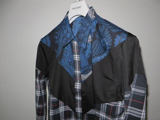 Givenchy Paisley check-print shirt Size US M / EU 48-50 / 2 - 1