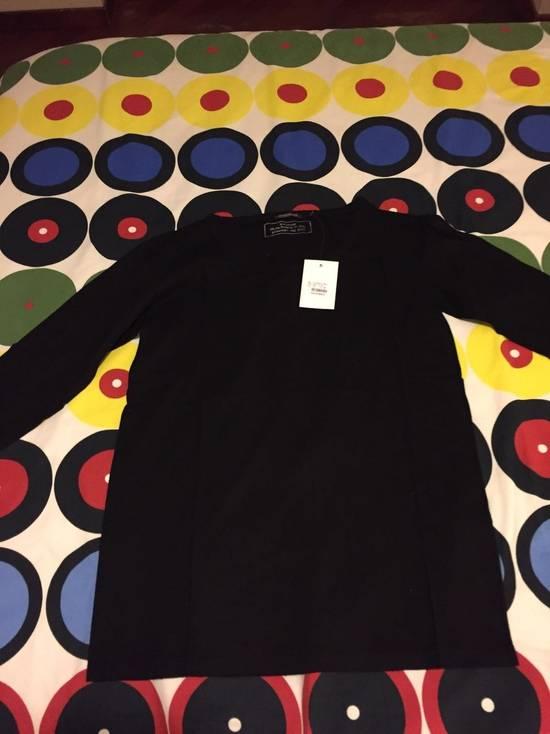 Balmain L/S Tee Black FW13 Size US XS / EU 42 / 0
