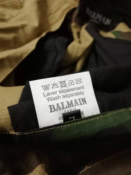 Balmain Balmain Paris Camouflage Resort Collection Low Crotchstyle Buttonfly size L (30-34 waist) with Adjustable Drawstring Size US 34 / EU 50 - 7