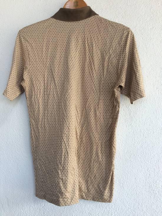 Givenchy Vintage Givenchy Overprint printed Play Golf Polo Shirt Size US S / EU 44-46 / 1 - 2