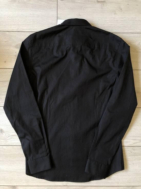 Givenchy Givenchy Black Abstract Madonna Print Shirt Size US M / EU 48-50 / 2 - 4