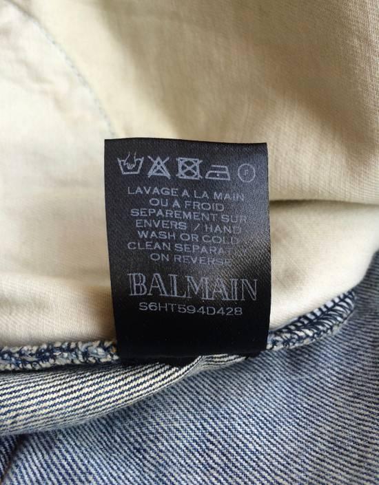 Balmain Balmain Cropped Jeans Size US 29 - 7