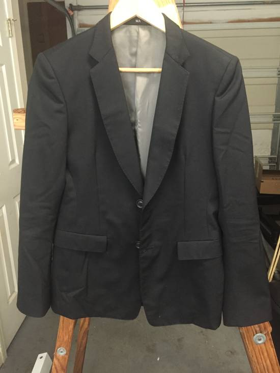 Julius AW08 Wool Gabardine 2B Blazer Size 36R - 2