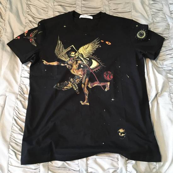 Givenchy Underworld Print T-Shirt Size US XS / EU 42 / 0 - 1