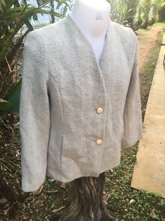 Balmain Last Drop Before Deleted Rare Balmain Wool Blazer V Shape For Woman Size US XS / EU 42 / 0 - 7