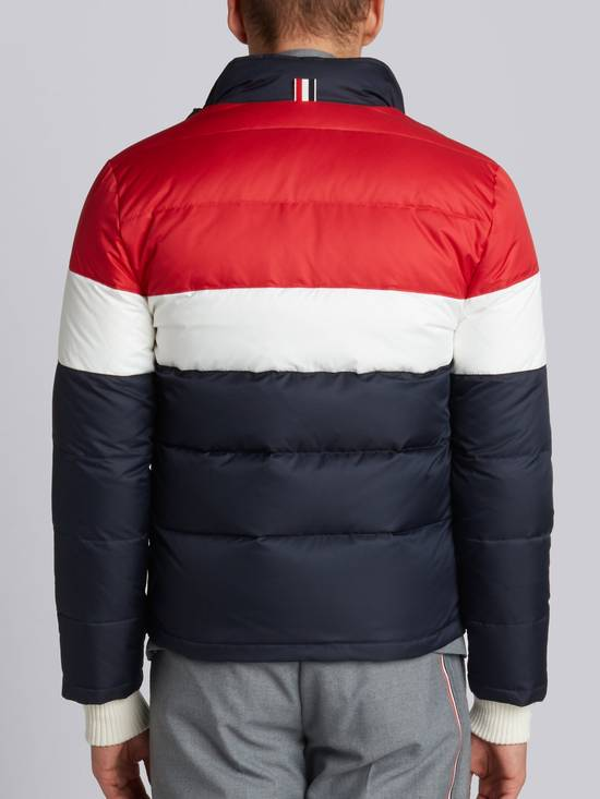 Thom Browne Three Panel Downfilled Funnel Collar Ski Jacket Size US M / EU 48-50 / 2 - 14