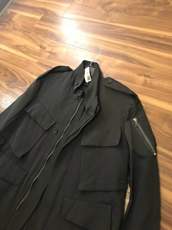 Julius 577BLM10 Gross Grain Multi Pocket Jacket Size US S / EU 44-46 / 1 - 7