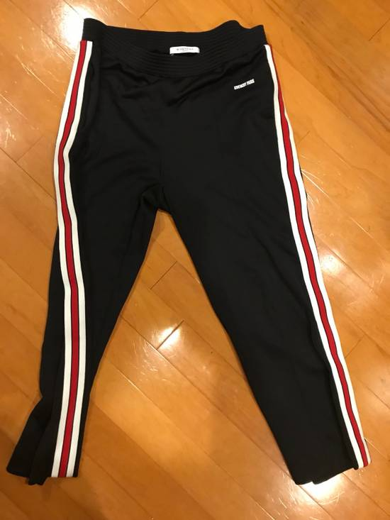 Givenchy Red And White Striped Track Pants Size L Size US 33