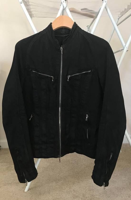 Julius aw09 destroyed denim rider Size US S / EU 44-46 / 1