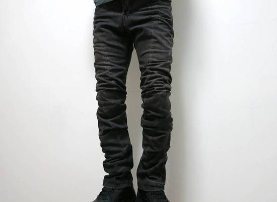 Julius FW08 Black/Brown Stacking Denim Size US 30 / EU 46 - 11
