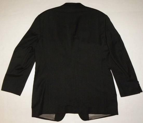 Givenchy Vintage Pin Striped Single Button Blazer Size 42R - 5