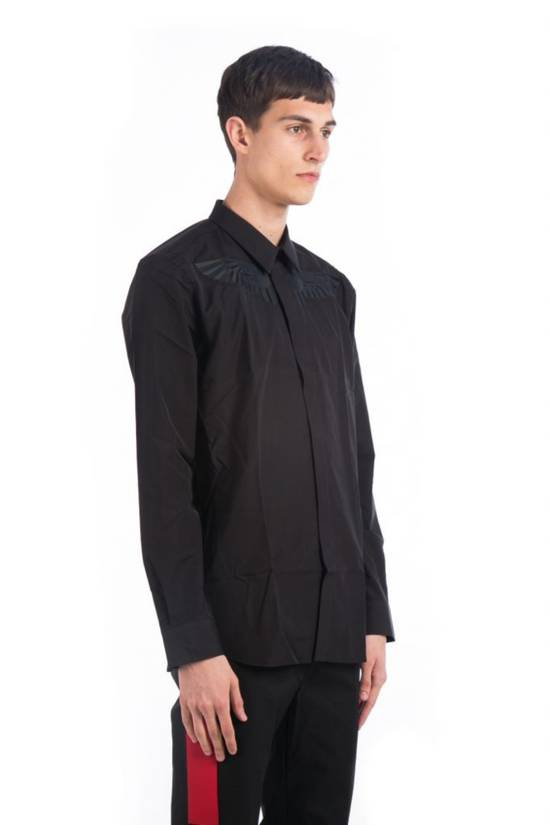 Givenchy Wing Embroidered Shirt (Size - 43) Size US S / EU 44-46 / 1 - 1