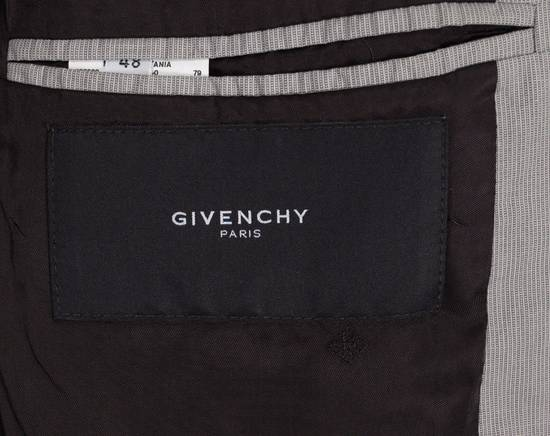 Givenchy Original Givenchy Grey Men Blazer Jacket in size 48 Size US M / EU 48-50 / 2 - 7