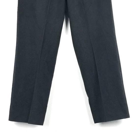 Balmain Black Balmain Slack Pant Cotton Pant Casual Pant Size US 29 - 4
