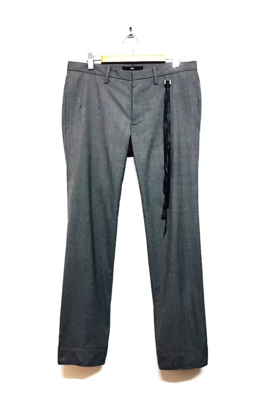 Julius S/S09 MA JULIUS_7 COLLECTION THIN WOOL PANT Size US 32 / EU 48 - 1
