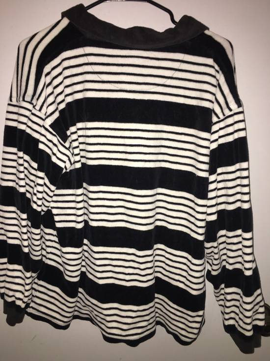 Givenchy Striped Givenchy Longsleeve Polo Size US S / EU 44-46 / 1 - 1