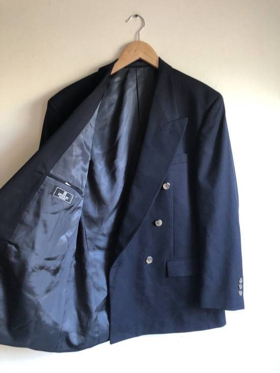 Givenchy Double Breasted Wool Blazer Size 40R - 2