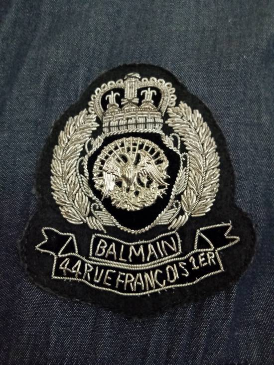 Balmain Balmain Patch button down Size US M / EU 48-50 / 2 - 1