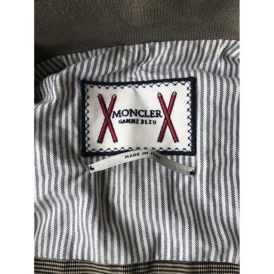 Thom Browne $1880 Moncler Gamme Bleu Checker Vest Size 2 Size US M / EU 48-50 / 2 - 1