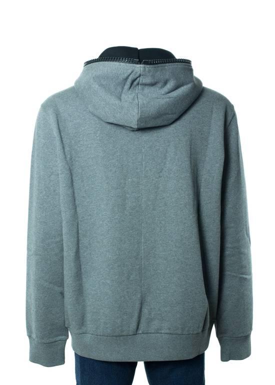 Givenchy Givenchy Men's 100% Cotton Gray Zipper Sweater Size US XL / EU 56 / 4 - 3