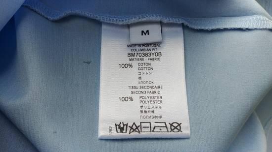 Givenchy Givenchy Baby Blue Destroyed Distressed Logo Shark Oversized T-shirt size M (XL) Size US XL / EU 56 / 4 - 11