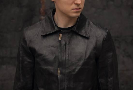 Carol Christian Poell scar stitch leather jacket Size US M / EU 48-50 / 2 - 3