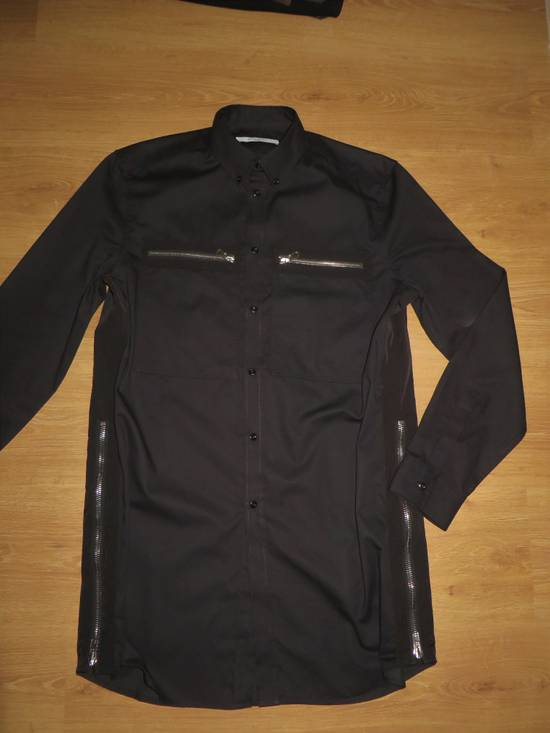 Givenchy Black zipped shirt Size US S / EU 44-46 / 1 - 4