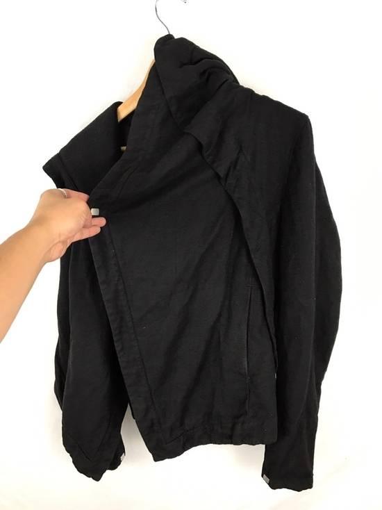 Julius 【Sale】Panelled large hooded jacket Size US S / EU 44-46 / 1