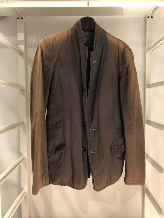 Julius 🍃 S/S 2004 Brown Blazer/Jacket Size US M / EU 48-50 / 2