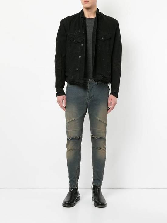 Julius Ripped Jeans Indigo Size US 32 / EU 48 - 1