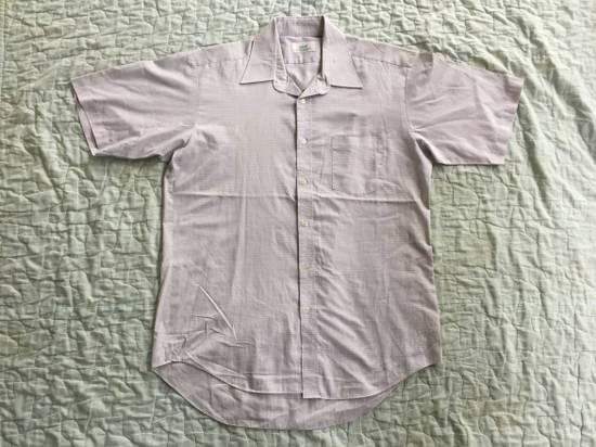 Balmain Vintage PIERRE BALMAIN Paris Plaids & Checks Striped Casual Workwear Shirt Tee Size US L / EU 52-54 / 3 - 1