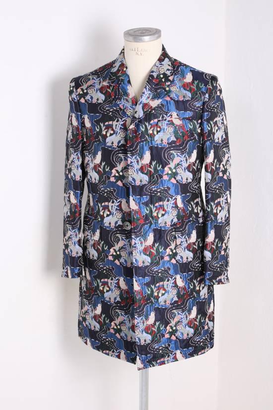 Thom Browne Japanese Garden Coat Size US M / EU 48-50 / 2