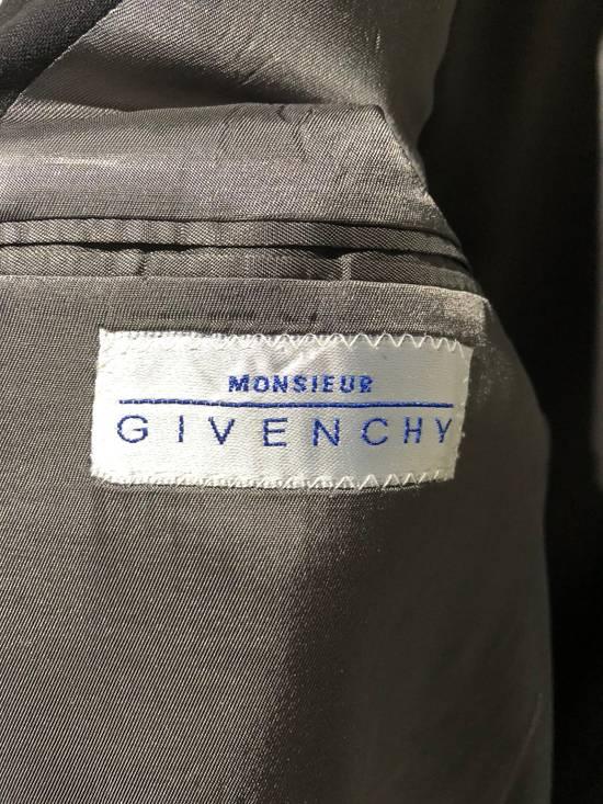 Givenchy Givenchy Blazer Light Pinstripe Size 38R - 1