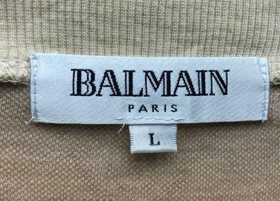 Balmain Vintage BALMAIN Sweatshirt Balmain Paris Small Logo Embroidery Size US L / EU 52-54 / 3 - 3