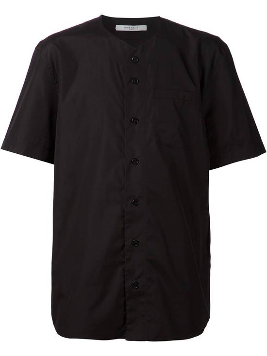 """Givenchy Printed baseball shirt """"17"""" Size US M / EU 48-50 / 2 - 1"""