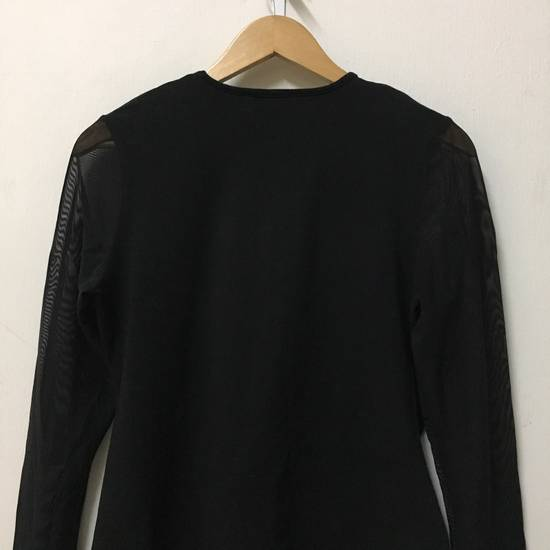 Givenchy Givenchy Long Sleeve Tee Spell Out Logo Front Size US M / EU 48-50 / 2 - 7