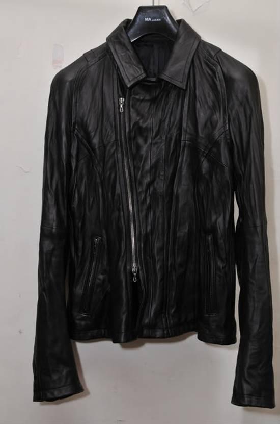 Julius MA_Julius Leather Jacket 2011AW Size US S / EU 44-46 / 1 - 1
