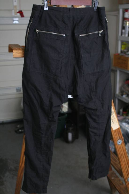 Julius Tapered Multi Zip Flight Pants Size US 32 / EU 48 - 4