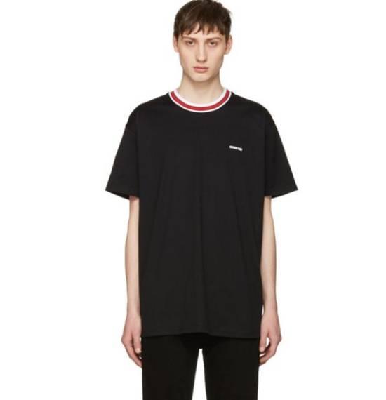 Givenchy Contrast Collar T-Shirt Size US L / EU 52-54 / 3