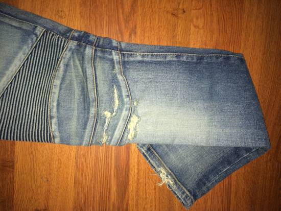 Balmain Biker Denim Size US 29 - 3