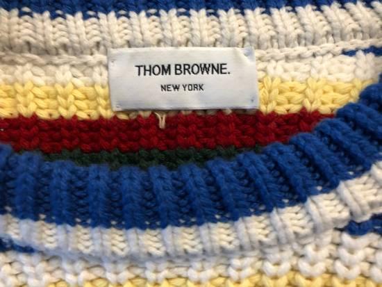 Thom Browne Cashmere Sweater Size US L / EU 52-54 / 3 - 3