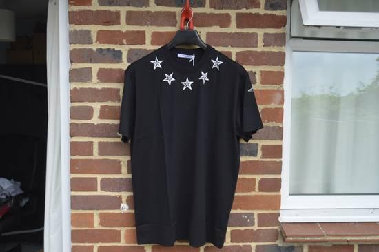 Givenchy Tattoo Stars Print T-shirt Size US L / EU 52-54 / 3