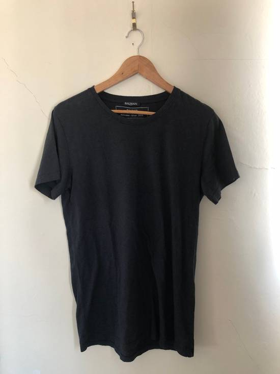 Balmain Balmain Distressed T-Shirt Size US M / EU 48-50 / 2 - 1