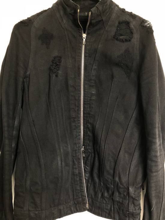 Julius Julius Black denim Jacket Size US XS / EU 42 / 0 - 3