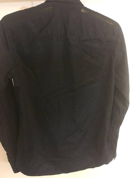 Givenchy Givenchy Shoulder Zipper Shirt Size US XS / EU 42 / 0 - 1