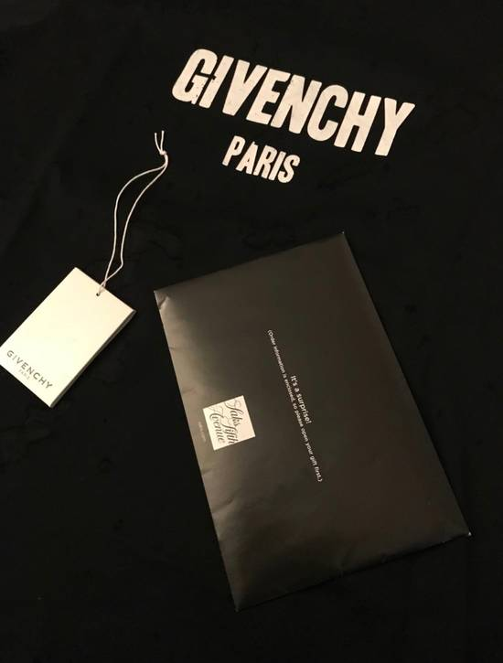 Givenchy Givenchy distressed logo t shirt Size US XS / EU 42 / 0 - 3