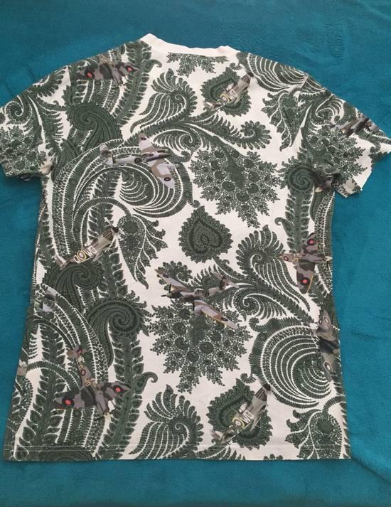 Givenchy Paisley and Plane-Print Cotton T-shirt Size US S / EU 44-46 / 1 - 2